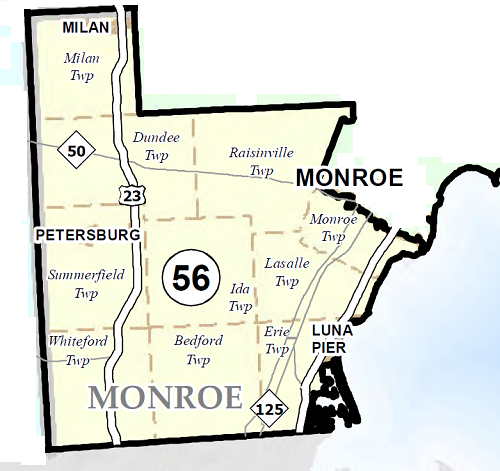 Michigan's 56th District