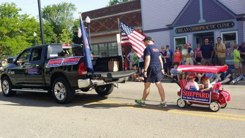 Parades & Summer Events